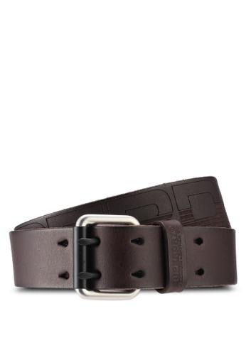 Superdry brown Jackson Belt F7D56AC8A01D5CGS_1