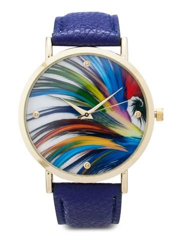數碼彩印指針手錶,zalora 衣服評價 錶類, 休閒型