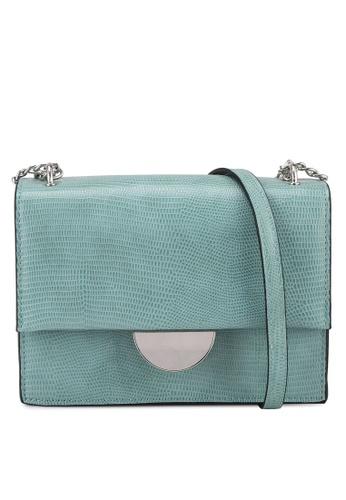 Keddo green Saada Sling Bag 45013AC7036808GS_1