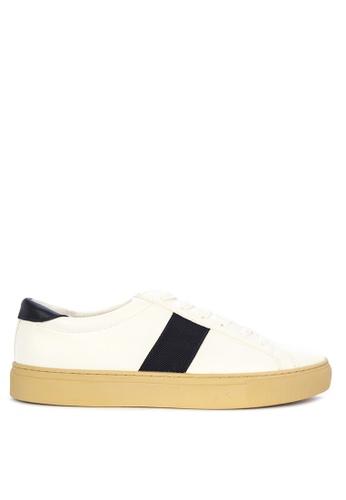 Springfield white Deportivo Retro Banda Sneakers 2C97CSH638A40CGS_1