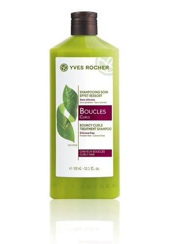 Yves Rocher Botanical Hair Care Ressort Curly Hair Treatment Shampoo -300ml YV348BE29KWGMY_1