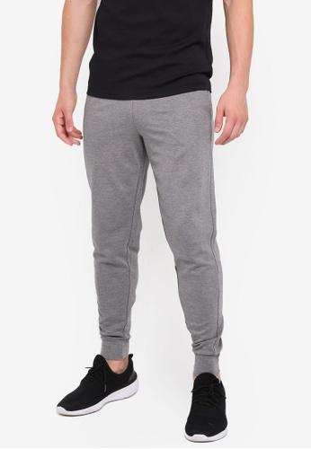 Calvin Klein 灰色 Modular Jogger Pants - Calvin Klein Performance AFD42AAB8D8341GS_1