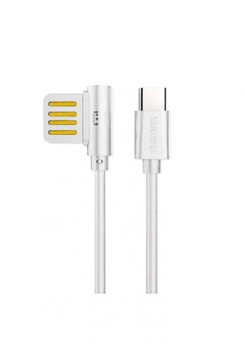 Stylebox white Remax RC-075a Rayen Data Cable Type-C 71B93ACDC85934GS_1