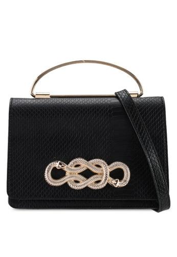 ALDO black Sprimont Top-Handle Bag 892E3AC3D8B472GS_1
