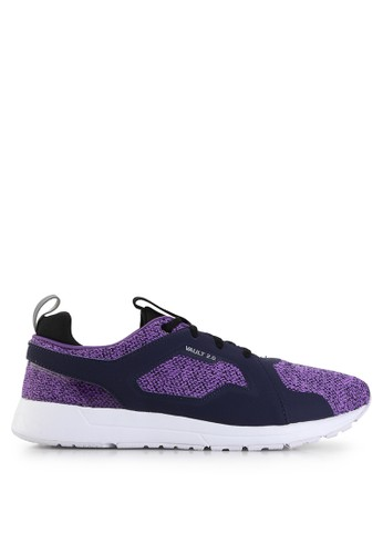 League purple Vault 2.0 Bw Sneakers LE825SH76PWLID_1