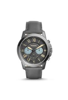 【ZALORA】 Fossil GRANT紳士型男錶 FS5183