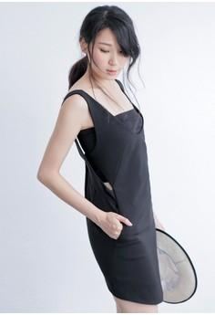Alluring Sexiness Jumper Dress
