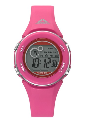 Reebok Watch pink Sporty Women's Watches RB RD-COR-L9-PPPP-SP 27B16ACC9E773FGS_1