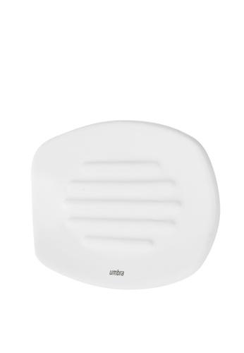 Umbra white Corsa Soap Dish C5A5AHLFF605E9GS_1