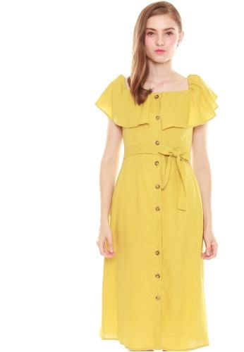 c770ee9bd8f0 Buy JOVET Off Shoulder Dress Online on ZALORA Singapore