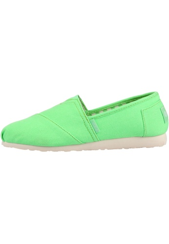 paperplanes Paperplanes-1197 Fashion Casual Low Top Easy Slip-Ons Shoes US Women Size PA110SH56ZYHHK_1