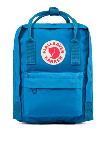Fjallraven Kanken blue Lake Blue Kanken Mini Classic Backpack FJ859AC76CSLSG_1