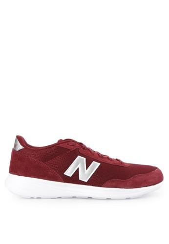 New Balance red 321 Lifestyle Sneakers NE382SH0VMXFID_1