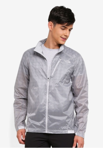 The North Face grey TNF M Flight Better Than Naked Jacket High Rise Grey F9E80AAAFF6E9EGS_1