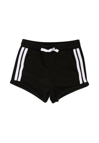 FOX Kids & Baby black Casual Shorts 33B80KA8497F0AGS_1