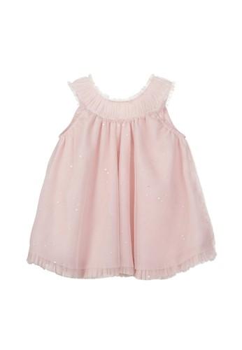Luna Luna pink Estelle Baby Dress 0B62EKA34AEDE3GS_1