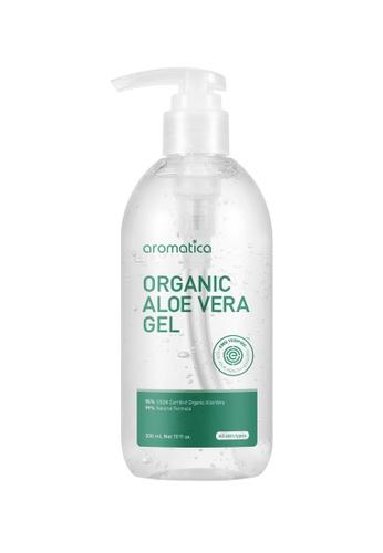 label.m white Aromatica 95% Organic Aloe Vera Gel 300ML 43938BE9A7DCD9GS_1