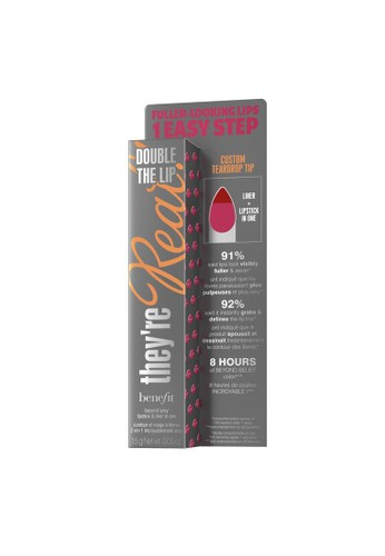 Benefit red Benefit They're Real! Double The Lip - Revved up Red 1D4E7BEB899AA5GS_1