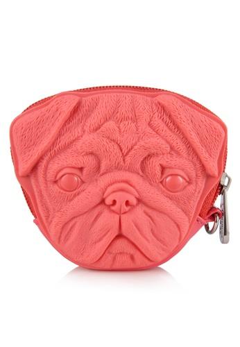 4a36c793175 Joy Cross Shoulder Handbag Pug Source · Buy Adamo 3D Bag Original Pug Dog  Coin Purse ZALORA HK