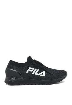 d78ef12e439d Fila black Training Sports Shoes 31F72SH4B01A20GS 1