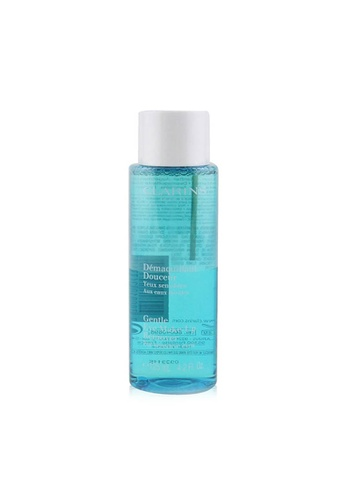 Clarins CLARINS - Gentle Eye Make-Up Remover For Sensitive Eyes 125ml/4.2oz AB6BFBE2C8C01CGS_1