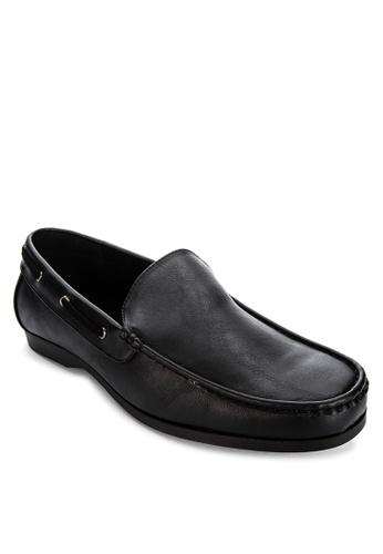 H2Ocean black Tomokazu Loafer B6ACESHA44B6CDGS_1