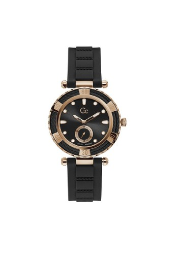 GC Watch Guess watch Gc LadyDiver Silicone Jam Tangan Wanita Y55002L2MF AE154AC5184C3FGS_1