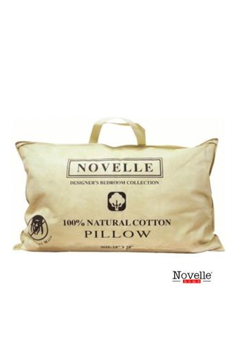 Novelle Novelle 100% Cotton Anti-Dustmite Pillow 3AE96HL5CCD6DBGS_1