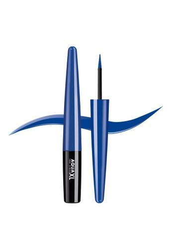 MAKE UP FOR EVER blue AQUA XL INK LINER - Extra Long-Lasting Waterproof Liquid Eyeliner 1,7ML M-24 D8B8ABE96C742CGS_1