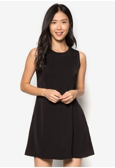 Collection Sleeveless Shift Dress