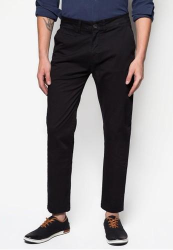 彈性窄esprit台灣管休閒長褲, 服飾, 長褲
