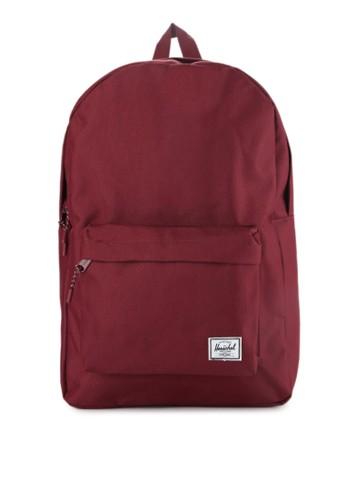 Herschel red Classic Backpack HE449AC0VQTGID_1