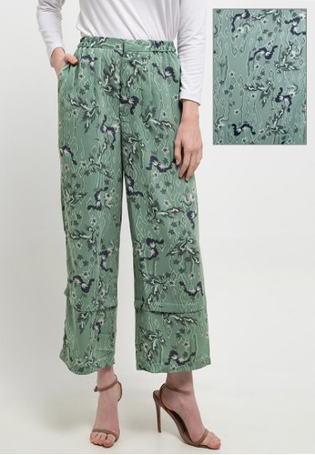 Kami for ZALORA Folin Pants 3246EAADE4E1BBGS_1