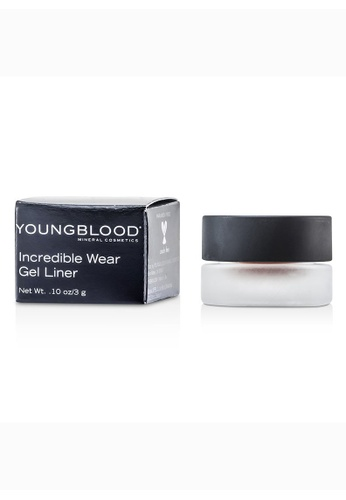 Youngblood YOUNGBLOOD - Incredible Wear Gel Liner - # Sienna 3g/0.1oz 3BC52BE8F2AED3GS_1