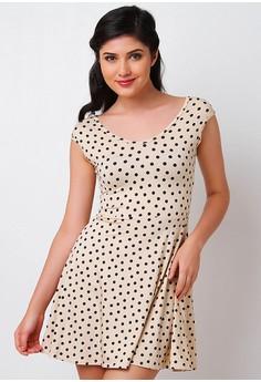 Kelly cap dress