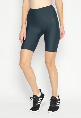 Lee Vierra Lee Vierra Legging Basic Short - Legging Pendek Wanita BC129AAD3626FEGS_1