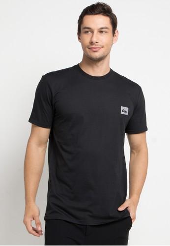 Quiksilver black and multi Cho Fuyu T-Shirt 49DA7AA8CB3E02GS_1