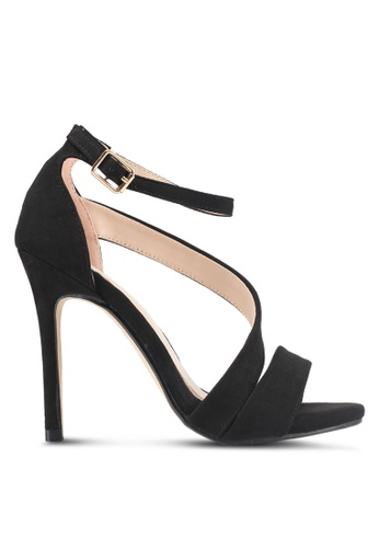 addicts anonymous black Ariana Sexy Party Heels AD479SH0SVKCMY_1