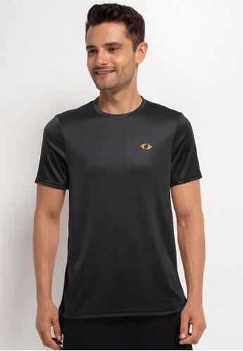 Astec black Conrad T-Shirts 6734CAA991CF06GS_1