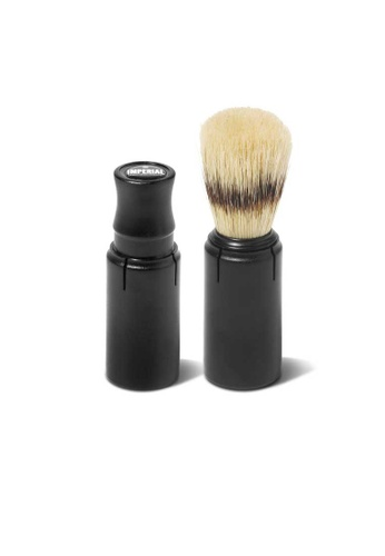 Imperial Barber Imperial Barber Travel Shave Brush IM040BE30LPPSG_1