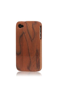 Genuine Wood Full Cover for iPhone 4/S