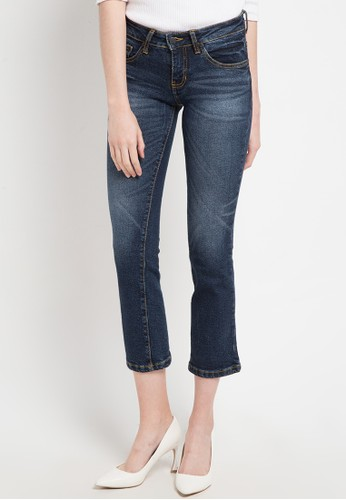Dust Jeans navy 31269 Stonewash Basic Jeans 8363BAABF2B5C2GS_1