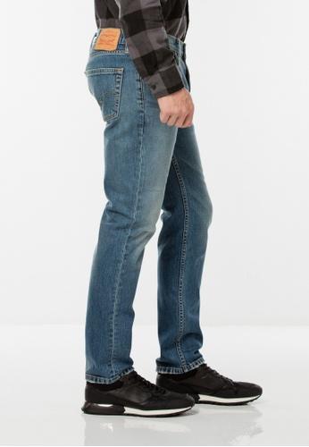 Levi's blue 511™ Slim Fit Jeans LE843AA76SWTSG_1