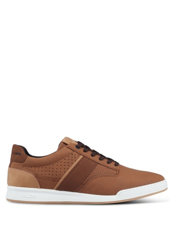 ALDO brown Mireralla Sneakers D9C4DSH6575455GS_1