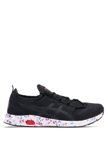 Asics black Hypergel-Sai Shoes 1DB87SHB17D282GS_1