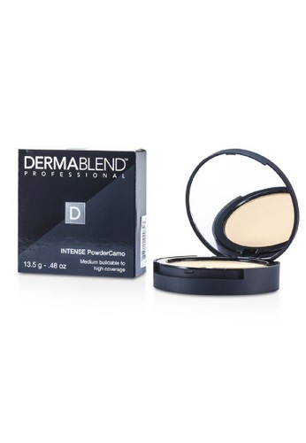 Dermablend DERMABLEND - Intense Powder Camo Compact Foundation (Medium Buildable to High Coverage) - # Suntan 13.5g/0.48oz 9E263BE93834C1GS_1
