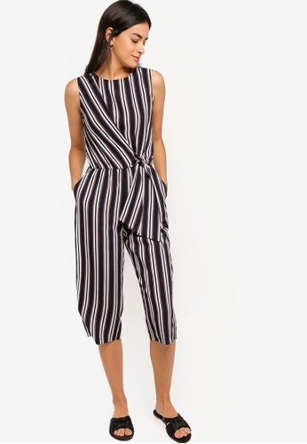 ZALORA multi Sleeveless Straight Leg Playsuit A765CAA4F67069GS_1