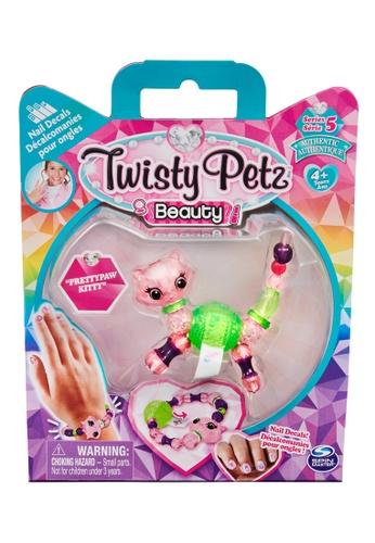 Twisty Petz multi Beauty Single Pack Collectible Bracelet - Nail Decals ( Random Selection ) 804A5KCAB488A2GS_1