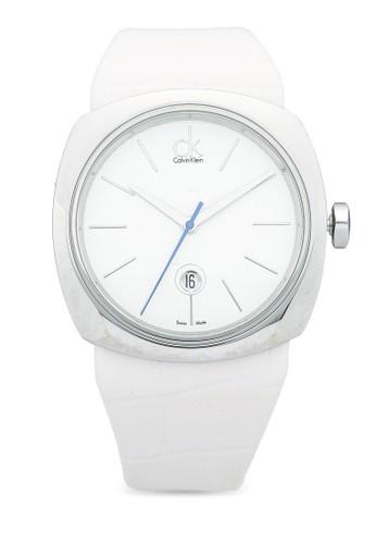 Calvin Klein Watches white Ck Watch 3F171ACBF9E38DGS_1