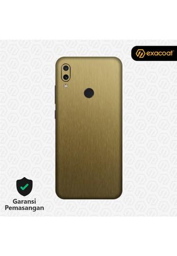 Exacoat Xiaomi Redmi 7 3M Skins Titanium Series - Titanium Gold 55BE3ES4E3B671GS_1